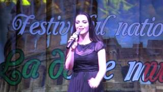 "Georgiana Baciu - Rise like a Phoenix (live ""La Dolce Musica"" 2016)"