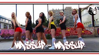WA$$UP — Wassup (와썹) cover by AG dance crew