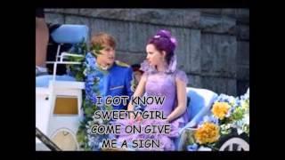 (Disney Descendants) Mitchell Hope- Did I Mention (Lyrics Video)
