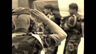 Pour nos soldats en Afghanistan / { J'avais un camarade , Ich hatt' einen Kameraden }