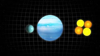 NASA study finds water vapor in atmosphere of Neptune-like planet
