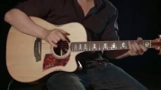 Learn Percussion Guitar - Lesson 03 - pt5