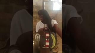 Entrevista da cantora angolana Titica