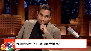 Aziz Ansari and Jimmy Dramatically Read More Bad Yelp Reviews