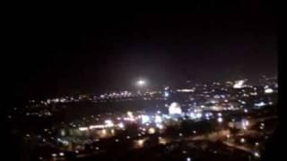 Jerusalem UFO, Temple Mount - Third Video  28-01-2011