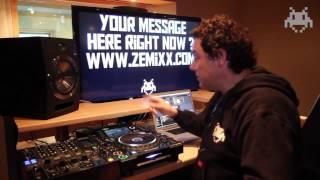 Joachim Garraud and Serato Video