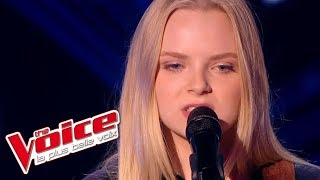The Voice │Johanna Serrano - The Sound of Silence (Simon Garfunkel)│Blind Audition