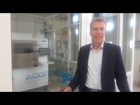 Inaugurazione Additive FVG Square - Intervista a Edmar Allitsch, AM Ventures