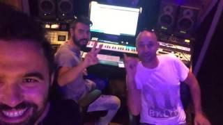 Bizzare Contact & Bubble - In The Studio 09/2015