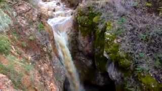 Grotto Falls, Nebo Scenic Loop Trail