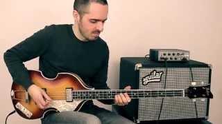 Tame Impala - Feels Like We Only Go Backwards - Bass Cover - Bruno Tauzin