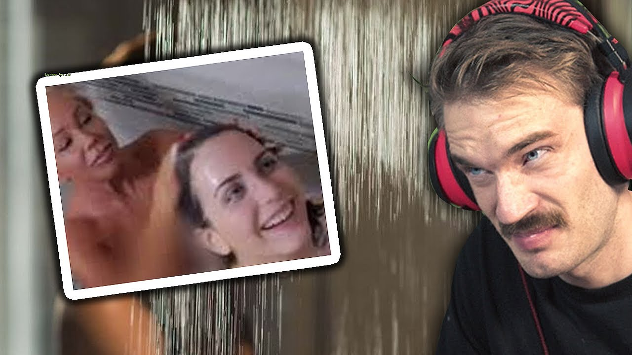 PewDiePie - She Showers With Her MOM?!