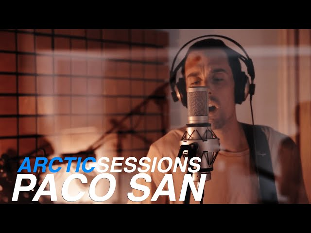 Video en directo de Pacosan - my truck - artic sessions