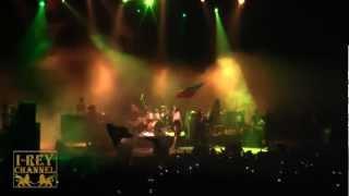 """DAMIAN MARLEY - """"Welcome to Jamrock"""" - Lisboa - 17/4/2011"""