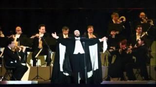 Top 5 Italian Opera Songs Sung By Luciano Pavarotti