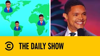 Trevor Noah's Accents of the World | The Daily Show With Trevor Noah