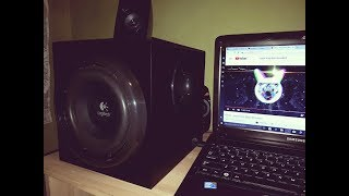 TriBoss - Aqua Drop (Bass Boosted) Logitech Z906 Bass Subwoofer