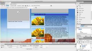 [Dreamweaver] 5/3 Cắt giao diện web từ thiết kế Photoshop (.PSD to