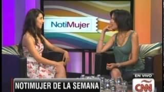 RIVA - NotiMujer de la semana en CNN en Español