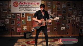102.9 The Buzz: Acoustic Session: Barns Courtney - Glitter & Gold
