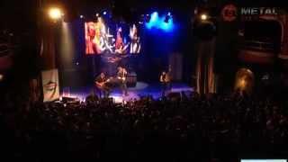 Almafuerte - Pensando en llegar (live Teatro Flores, Argentina 04-04-15)