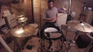 SallyDrumz - Dance Gavin Dance - Deception Drum Cover