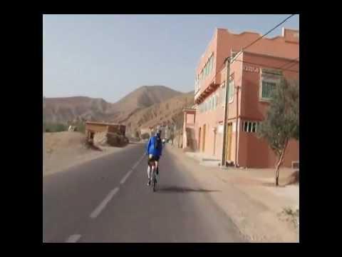 Cycle to The Sahara Movie!