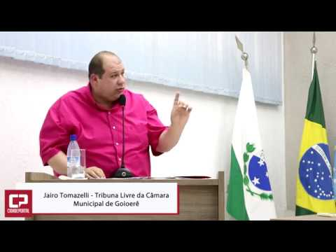 Conseg precisa de edital de eleição para ser reativado disse Jairo Tomazelli - Cidade Portal