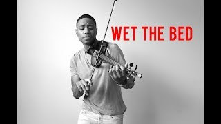 Wet the Bed Violin Cover