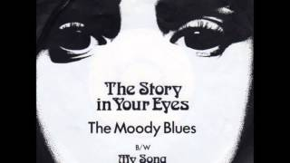 MOODY BLUES The Story in Your Eyes 1971   HQ