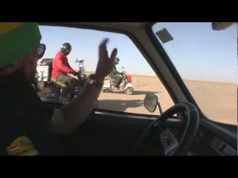 Budapest-Bamako 2012 – The Great African Run – HIghlights