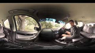 Holden Co-Driver 360° Experience | Holden Australia