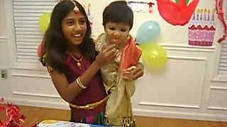 Rohit Dumpala 1st Birthday