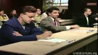 Mr. Bean In Classroom