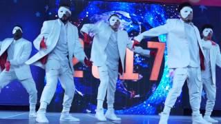 Open Male Hip Hop - Dance Worlds 2017