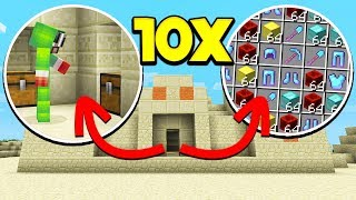 How to get 10x loot in minecraft legit videos / InfiniTube