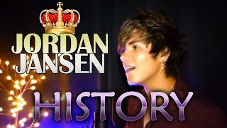 History - One Direction - Jordan Jansen Feat. YOU!!
