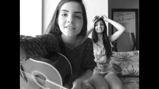 """Daiane Araujo parte. Anna jùlia Guimarães - """"Morena - Scracho"""" (cover)"""