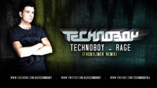 Technoboy - Rage (Frontliner Remix) (Official Teaser Video)