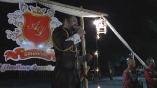 Awie Wings - Soldier Of Fortune (Live @ AL wedding ceremony)