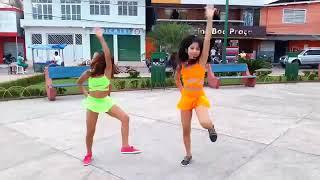 Meninas Arrasam Dançando MC GW