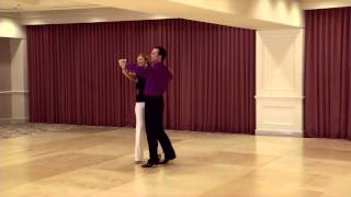 American Smooth DVIDA® Bronze Waltz Routines by Michael Mead & Toni Redpath