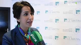 Matinales Groupe Le Matin: Déclaration de Assia Bacherki, expert-comptable