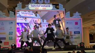 160730 THIRD - LOVE WARNING @ Central Plaza West Gate