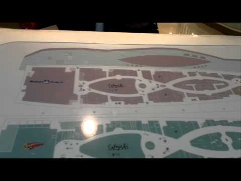 Morocco Mall – Plans et localisations