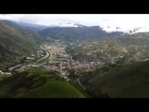 Parapente en Paute Ecuador