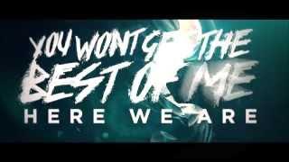 Separations - Dream Eater Ft. Tyler Carter (Official Lyric Video)