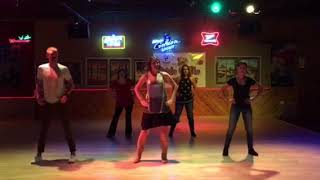 All Katchi, All Night Long! line dance
