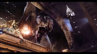 Sound Effects - Cloverfield Monster roar history (2008 - 2018)