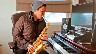 Calvin Harris - My Way (Samuel Solis Sax Piano Cover)